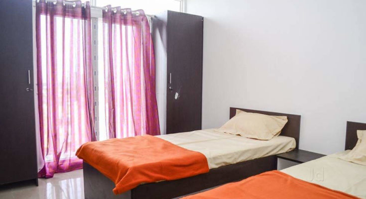 Single occupancy pg in Noida sector 15